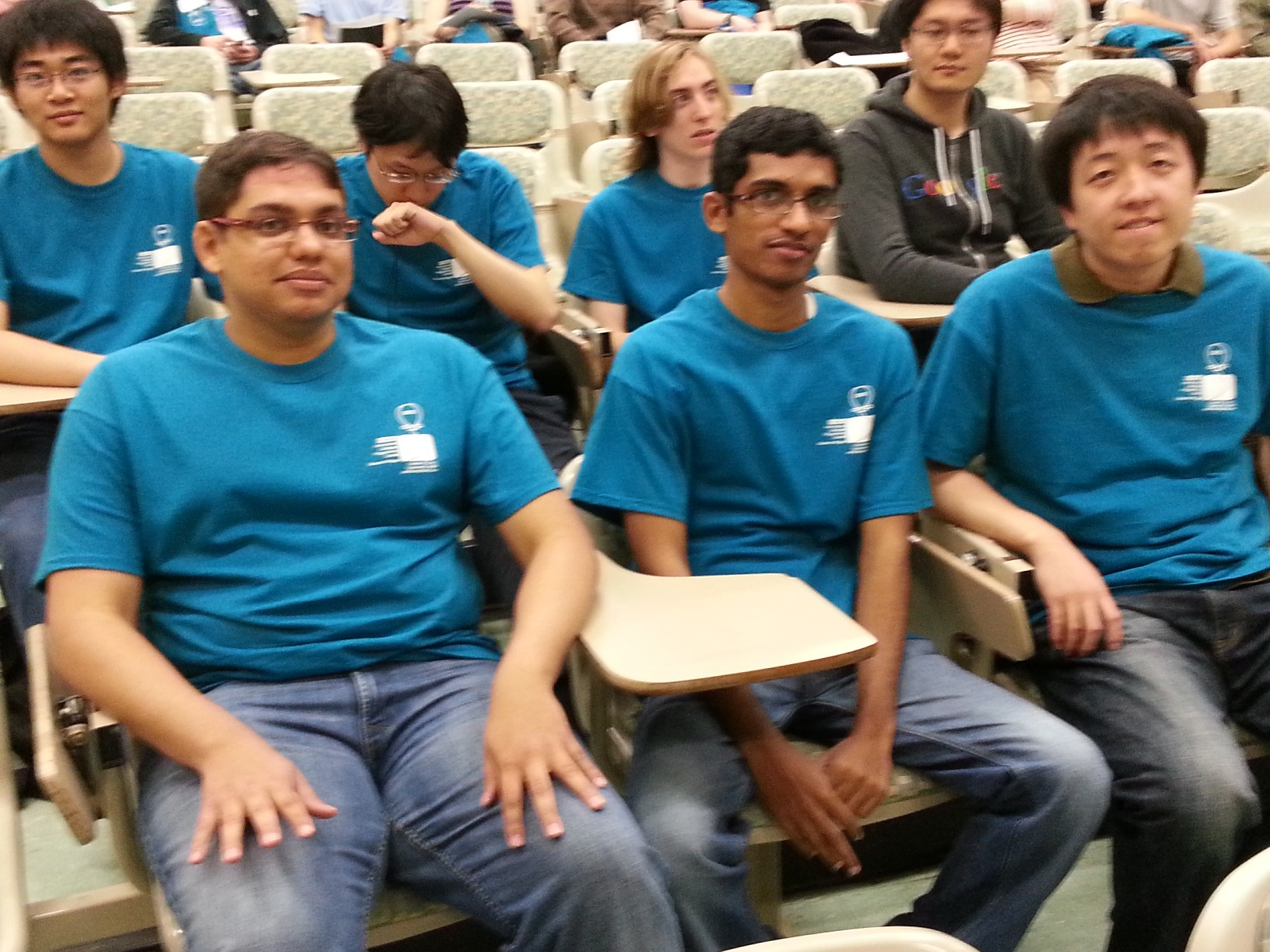 ... Cooking Fuels Stony Brook to Second Place in ACM Programming Contest